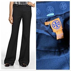 Tory Burch 100% Wool 2 Button Sailor Corinna Pants